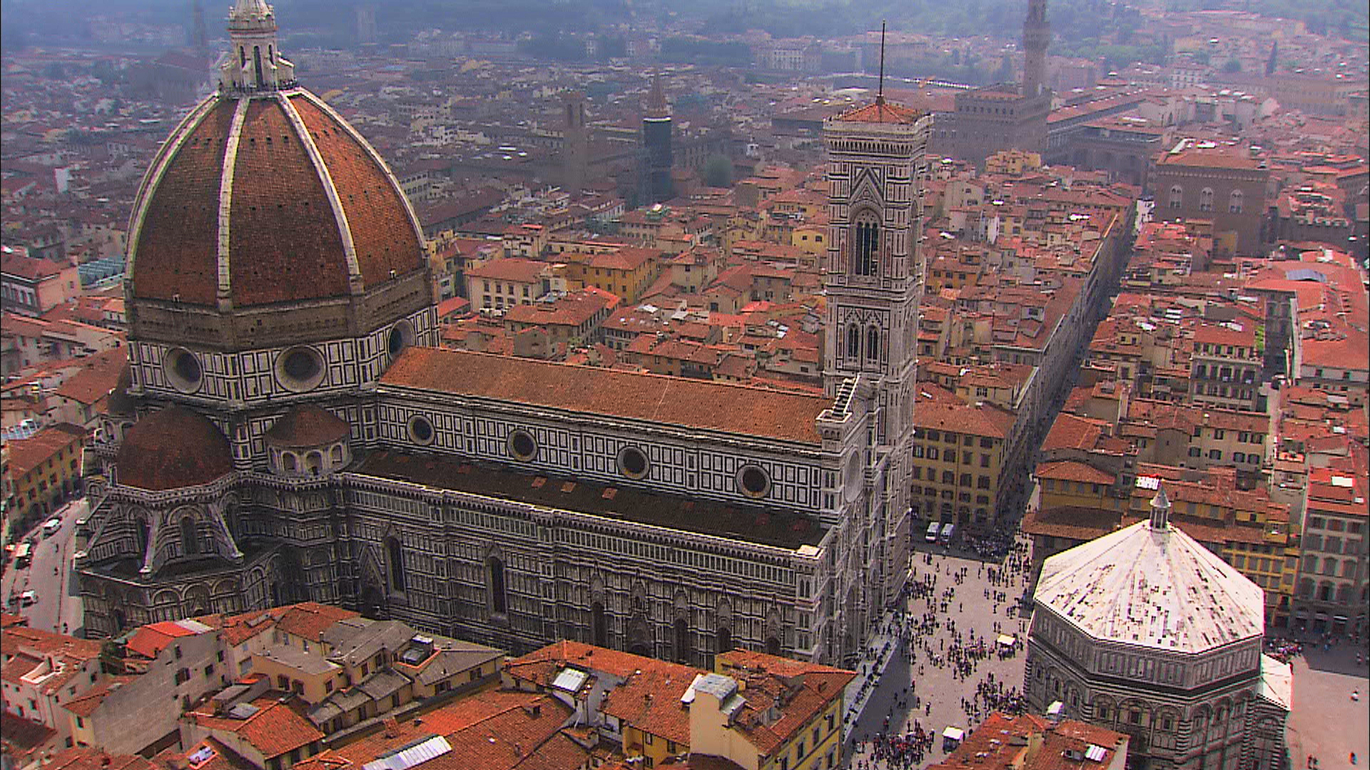 Florence Dome: Visions® Of Italy: The Great Cities