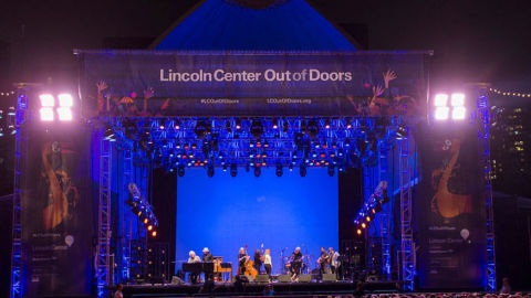 New York's Lincoln Center Cancels All Programming Through The End Of August