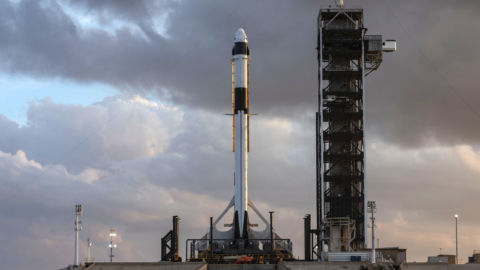 Here's How The Pandemic Is Changing America's Plans For Its Newest Spaceship