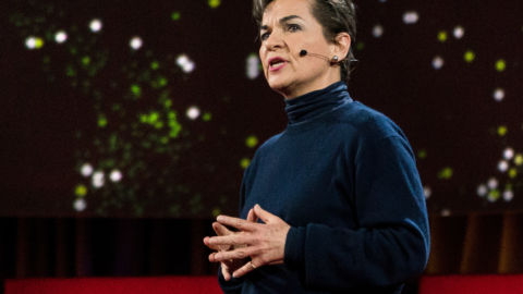 Christiana Figueres: How Can We Choose Optimism — Even In The Darkest Times?