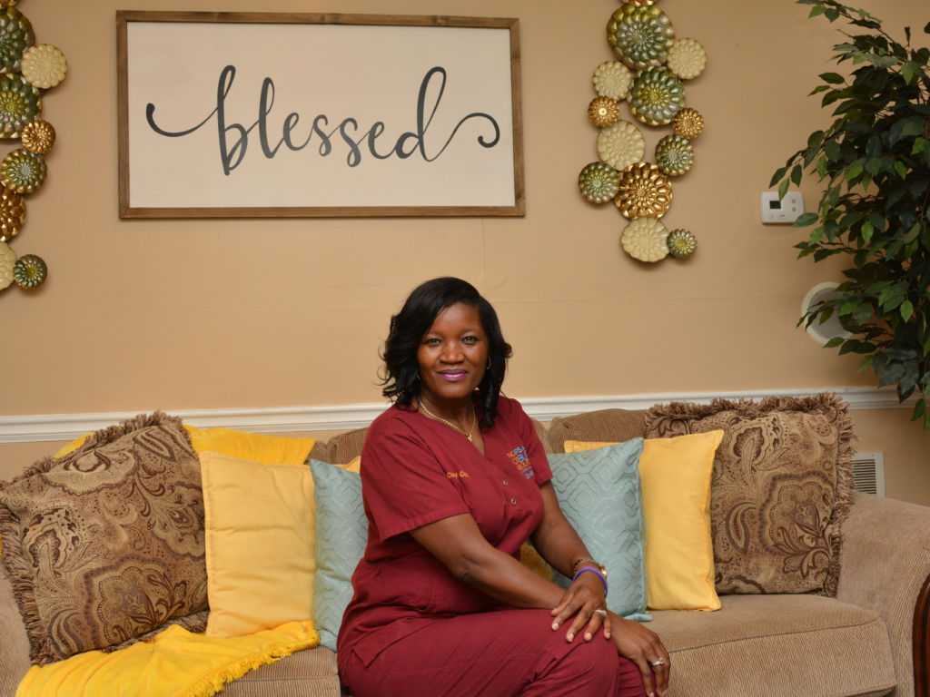 Cathy Cody is owner/operator of No Ifs Ands Or Butts About It Janitorial Services & More, LLC in Albany, Ga.