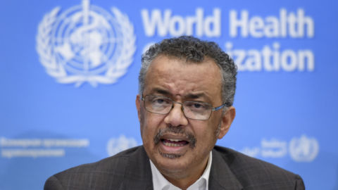 Unprecedented World Health Assembly Convenes Online As Pandemic Rages