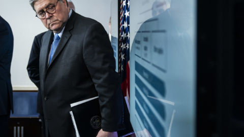 Barr Doesn't Expect Russia Probe To Lead To Criminal Investigation Of Obama Or Biden