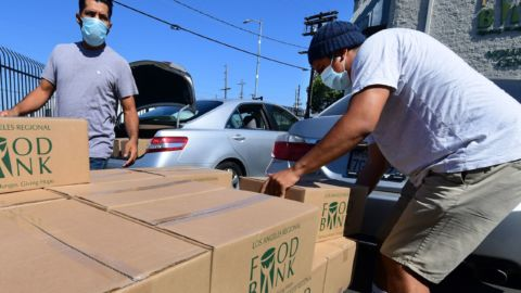Food Banks Get The Love, But SNAP Does More To Fight Hunger