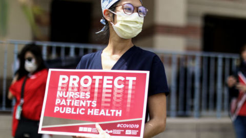 COVID-19 Has Killed Close To 300 U.S. Health Care Workers, New Data From CDC Shows
