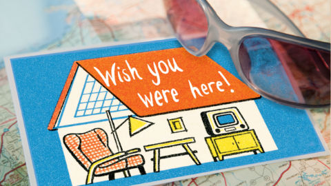 Here's A Fun Project For Your Kids: Send NPR A Postcard!