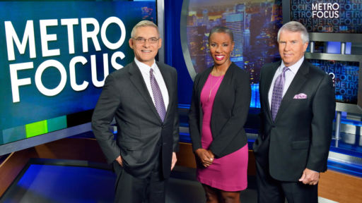 METROFOCUS Weeknights at 11PM