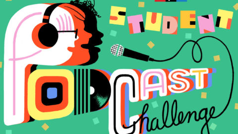 Best Of The Best: Here Are The Finalists In The NPR Student Podcast Challenge