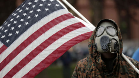 'Us Vs. Them' In A Pandemic: Researchers Warn Divisions Could Get Dangerous