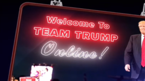 Trump And Biden Wage An Uneven Virtual Campaign