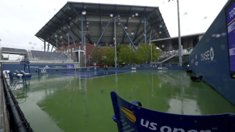 U.S. Open Tennis Will Start On Time, New York Gov. Cuomo Says