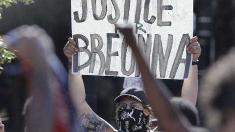 No-Knock Warrants Banned In Louisville In Law Named For Breonna Taylor