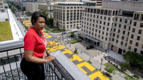 D.C. Mayor Muriel Bowser: 'Not At All' Reconsidering Police Funding