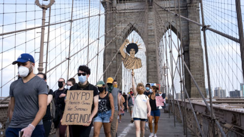 Peaceful Anti-Police Brutality Protests Continue Across The Country
