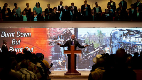 'Breathe, Pray, Meditate': Born From Resistance, Black Churches Now Leading In Crises