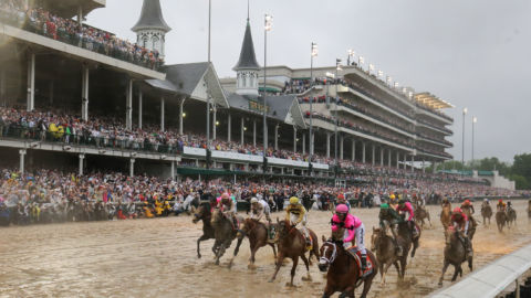 Kentucky Derby Rescheduled For September, Will Take Place With Fans
