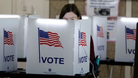 In A Polarized Election, 'Guardian Women' Could Be Key Swing Voters