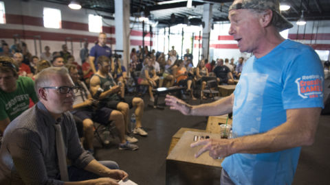 CrossFit CEO Steps Down After His Racial Remarks Led Reebok, Others To Cut Ties