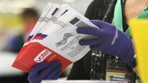 Why Is Voting By Mail (Suddenly) Controversial? Here's What You Need To Know