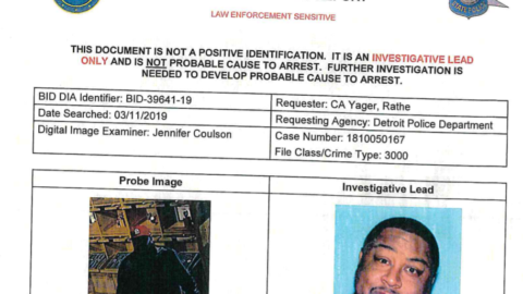 'The Computer Got It Wrong': How Facial Recognition Led To False Arrest Of Black Man