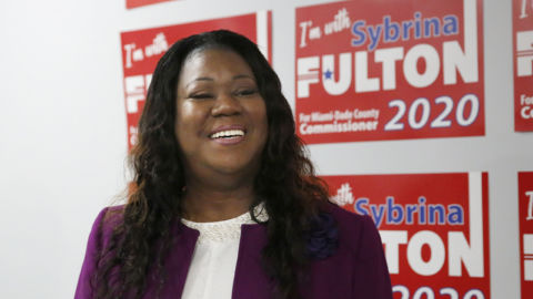 Trayvon Martin's Mother, Sybrina Fulton, Qualifies To Run For Office In Florida