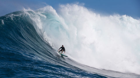 Need A Day At The Beach? Tag Along With Big Wave Photographer Sachi Cunningham