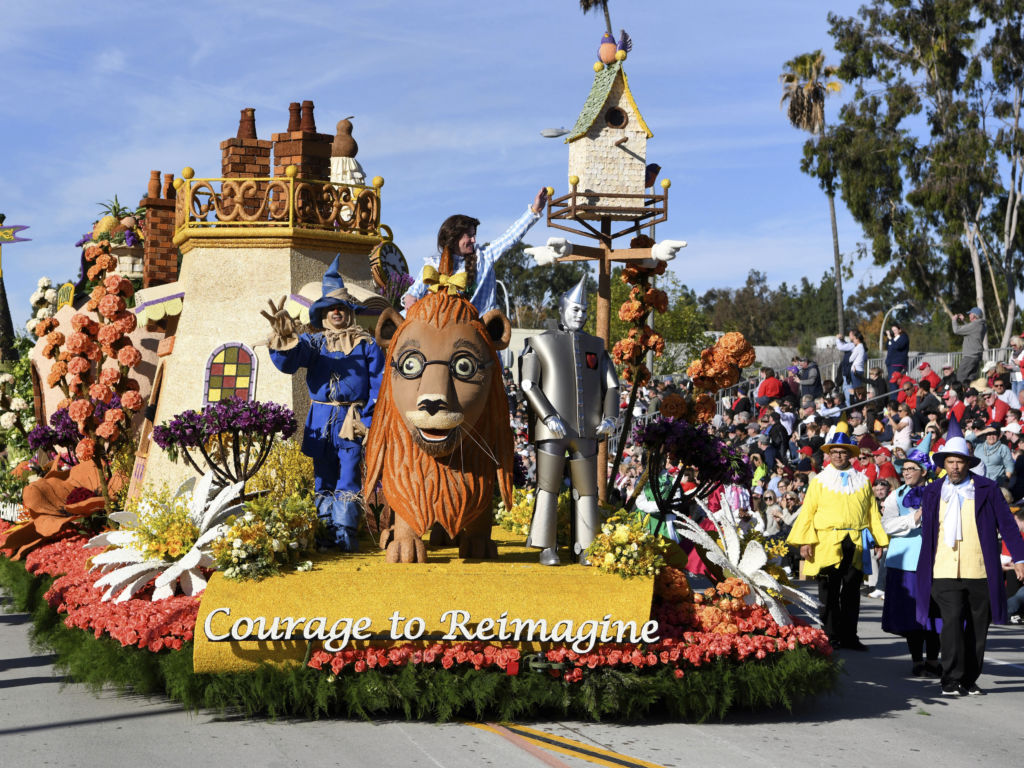 Organizers Nix 2021 Rose Parade, Its First Cancellation Since WWII | News | WLIW FM 88.3