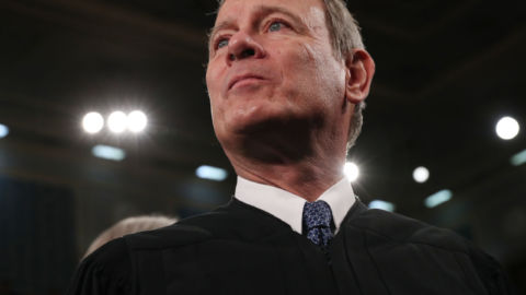 Chief Justice John Roberts Was Hospitalized In June After Falling, Injuring Head