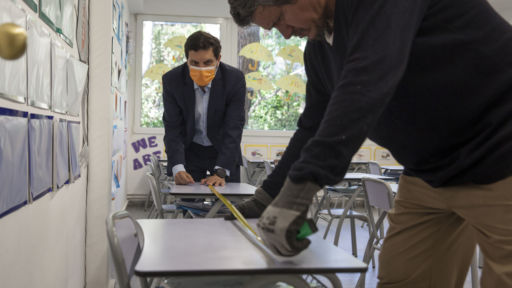 Is School Safe? Will Districts Test For COVID-19? Answering Back-To-School Questions