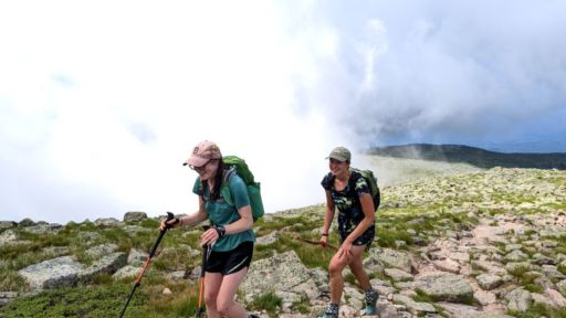Despite COVID-19, Some Hikers Go The Distance On The Appalachian Trail