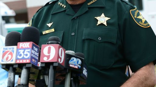 Florida Sheriff Orders Deputies And Staff Not To Wear Face Masks