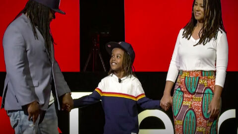 Ebony Roberts and Shaka Senghor: After Separating, How Do You Co-Parent As A Team?