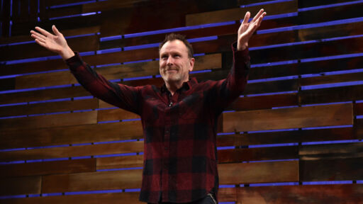 In A 'Coast-To-Coast Roast,' Colin Quinn Finds Humor In The State We're In
