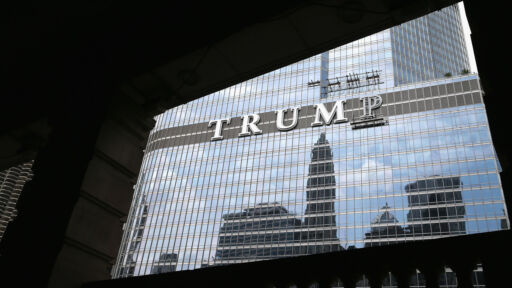 'White House, Inc.' Author: Trump's Businesses Offer 'A Million Potential Conflicts'