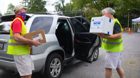 In Affluent Maryland County, Pandemic Exacerbates Food Insecurity