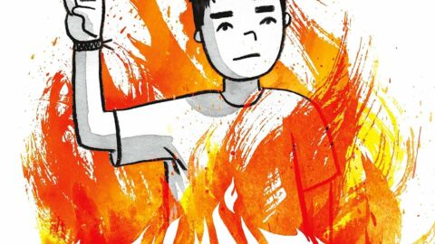'Flamer' Offers Real Hope — Not Just Rainbows — To Queer Kids