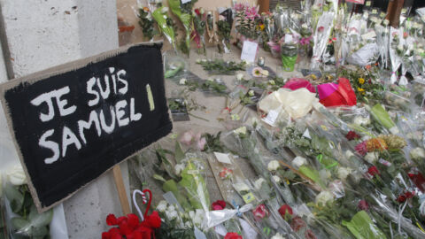 9 People Detained Over Beheading Of Teacher In Paris Suburb