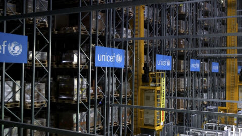 UNICEF To Stockpile Over Half A Billion Syringes For Future COVID-19 Vaccine