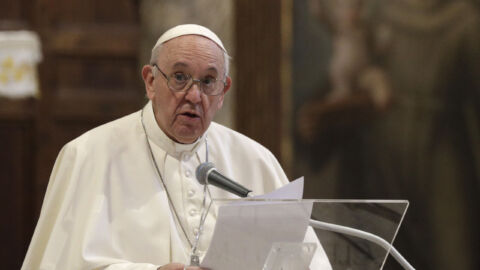 Pope Francis Calls For Same-Sex Civil Union Law In New Documentary