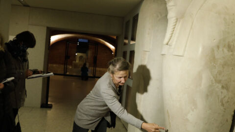 Dozens Of Artifacts Apparently Vandalized At Berlin's Museums