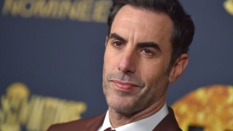 'Borat' Sequel Grabs A Political News Cycle — At Least Momentarily
