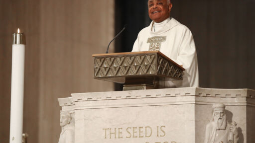 Archbishop Wilton Gregory Says 'Carry On' Work For Racial And Societal Justice