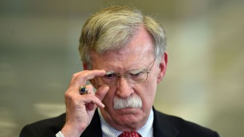 John Bolton Says U.S. Is 'Not Safer' Today Than It Was Before Trump Presidency