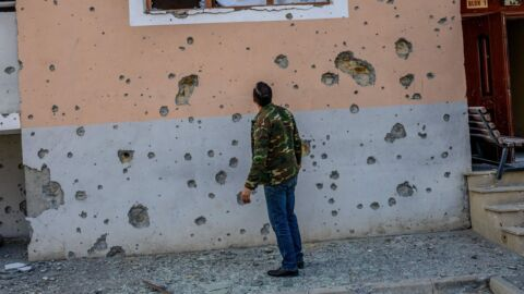 Armenia, Azerbaijan Accuse Each Other Of Breaking Latest Cease-Fire Within Minutes