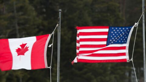 U.S. Borders With Canada And Mexico Will Stay Closed Another Month