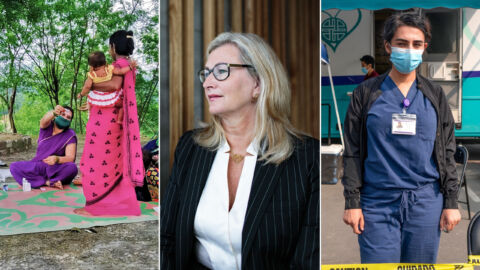3 Female Health Care Heroes: From Iceland's Top Doc To A Village Protector In India