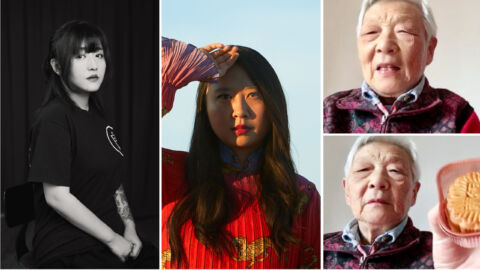 How 3 Women From Wuhan Cope With COVID-19: Rap, Poetry And Mooncakes