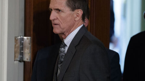 Trump Pardons Michael Flynn, Who Pleaded Guilty To Lying About Russia Contact