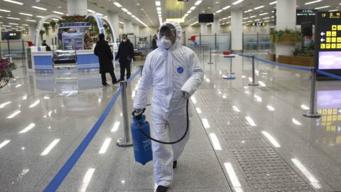 North Korea Executed Coronavirus Rule-Breaker, Says South Korean Intelligence