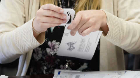 Pennsylvania Supreme Court Rejects Republican Suit To Throw Out Ballots